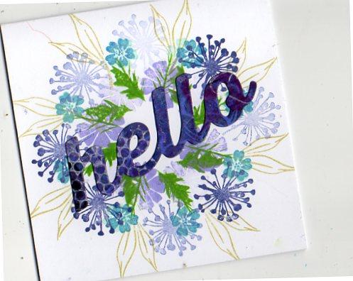 Wreath stencil001